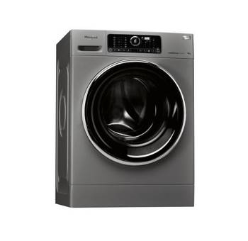 lave-linge frontal 60cm 9kg 1200t a+++ silver - whirlpool - awg912s/pro