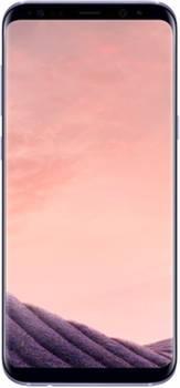 Samsung galaxy s8+ 64go gris orchidée