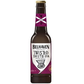 Belhaven craft twisted thistle ipa 0,33l