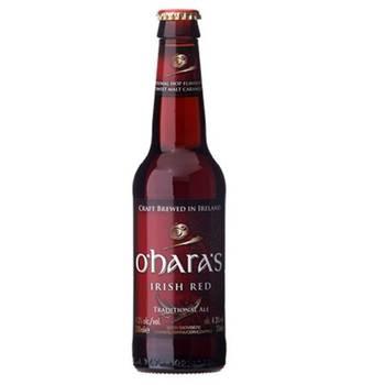 O'hara's irish red 0,33l