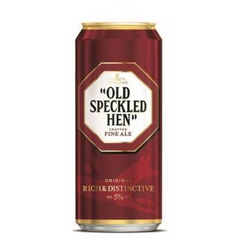 Greene king old speckled hen 0,50l can