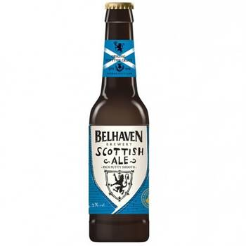 Belhaven craft scottish ale 0,33l