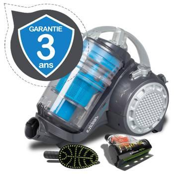 Aspirateur sans sac e.ziclean® turbo eco-pets
