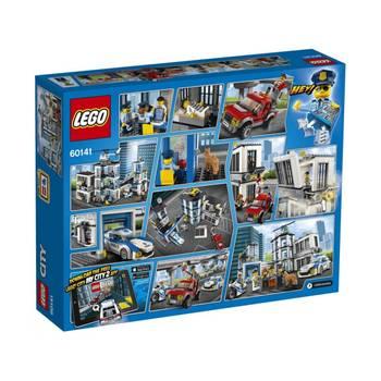 60141 Le commissariat de police, LEGO(r) City 0117