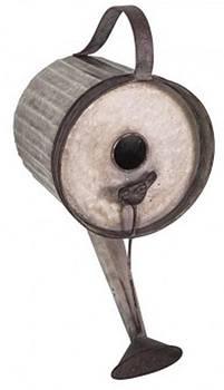 Nichoir en acier galvanisé Arrosoir 43 cm
