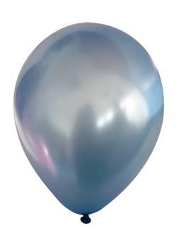 Ballons de baudruche gonflables Bleu perle 25 pièces - Graine créative