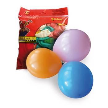 Ballons de baudruche gonflables 100 pièces - graine créative
