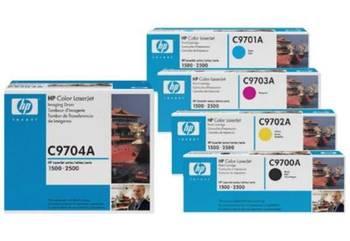 Toner d'origine pour hp Color LaserJet 2550/2550L, magenta HP