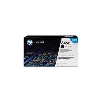 HP Toner Noir pour LaserJet Enterprise CM4540 MFP seriesCE264X-CE264X HP