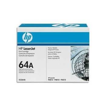 Toner pour LaserJet P4515XM (CC364A), noir HP